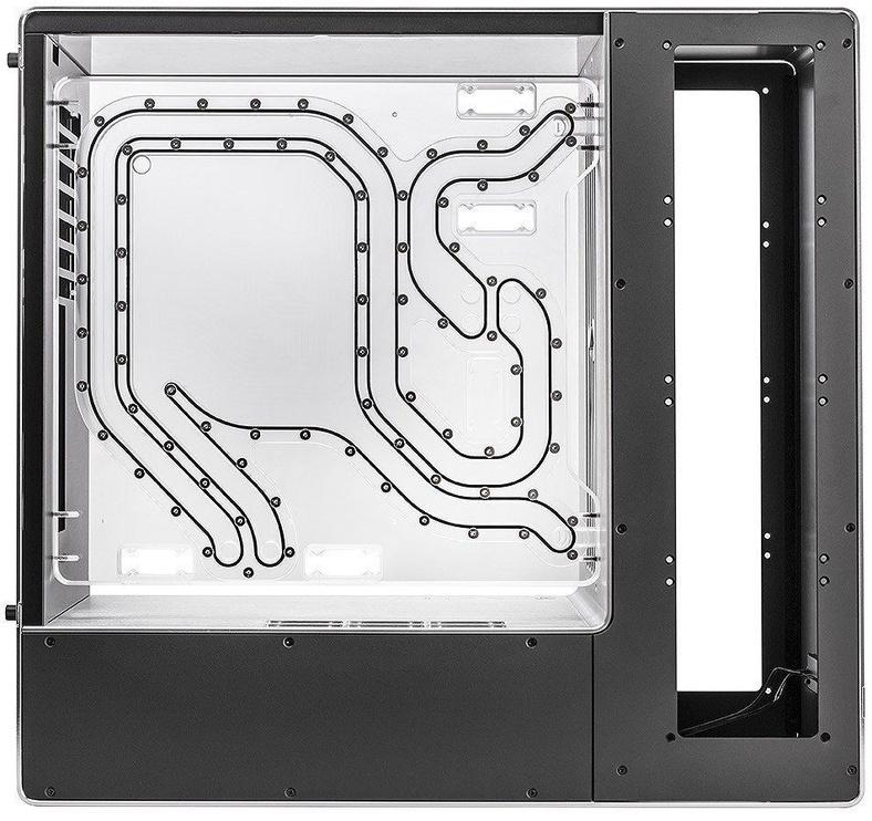 EK Water Blocks EK-Quantum InWin 909EK Silver Limited Edition