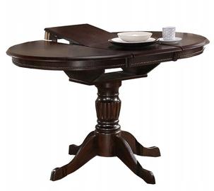 Обеденный стол Halmar William, ореховый, 900 - 1240x900x750мм