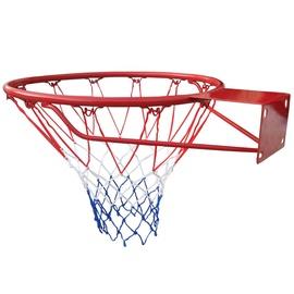 Krepšinio lankas su tinkleliu, Ø45.72 cm