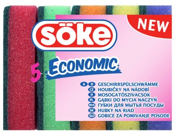 Soke Sponges 5pcs