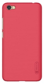 Nillkin Super Frosted Shield Back Case With Screen Protector For Xiaomi Redmi Note 5A Red