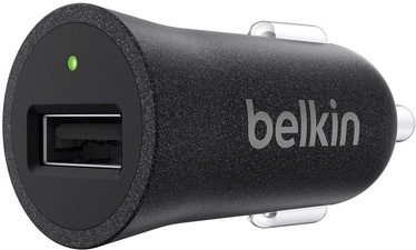 Belkin Mixit Metallic USB Car Charger Black