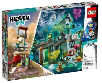 Konstruktorius LEGO®Hidden Side 70435 Newbury apleistas kalėjimas