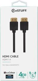 HDMI-KAABEL ESTUFF 1.4 5M