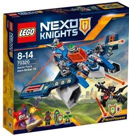 Konstruktor LEGO Nexo Knights Aaron Foxs Aero-Striker V2 70320