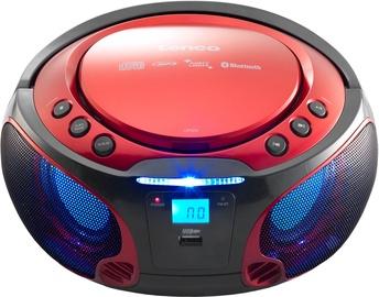 Lenco SCD-550 Red