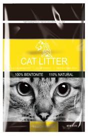 Kačių kraikas Tiger Pet Lemon Scent, 10 l