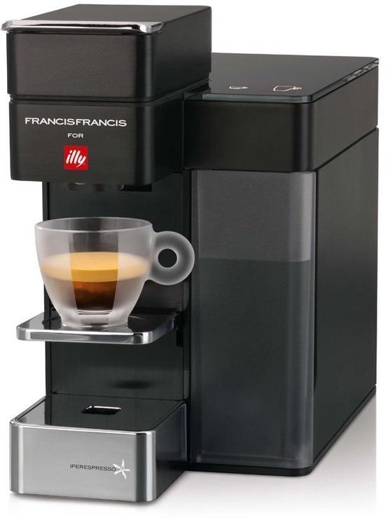 Kafijas automāts Illy Y5 Iperespresso Black
