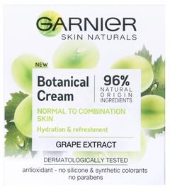 Garnier Skin Naturals Moisturizing Grape Cream 50ml