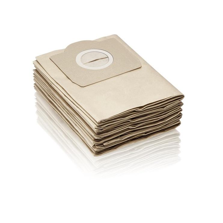 Dulkių siurblio maišeliai Karcher A2204 6.959-130.0, popieriniai, 5 vnt.