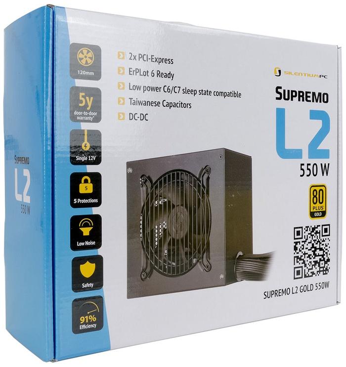 SilentiumPC Supremo L2 Gold 550W V2