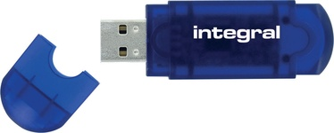 USB atmintinė Integral Evo Blue, USB 2.0, 4 GB