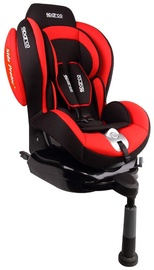 Sparco Child Car Set F500i Isofix Red