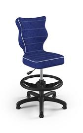 Детский стул Entelo Petit VS06, синий, 370x350x950 мм