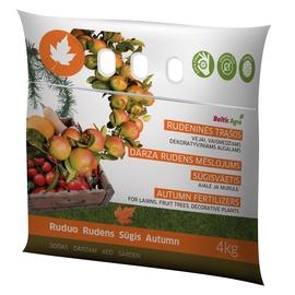 Trąšos rudeninės vejoms ir vaismedžiams Baltic Agro, 4 kg