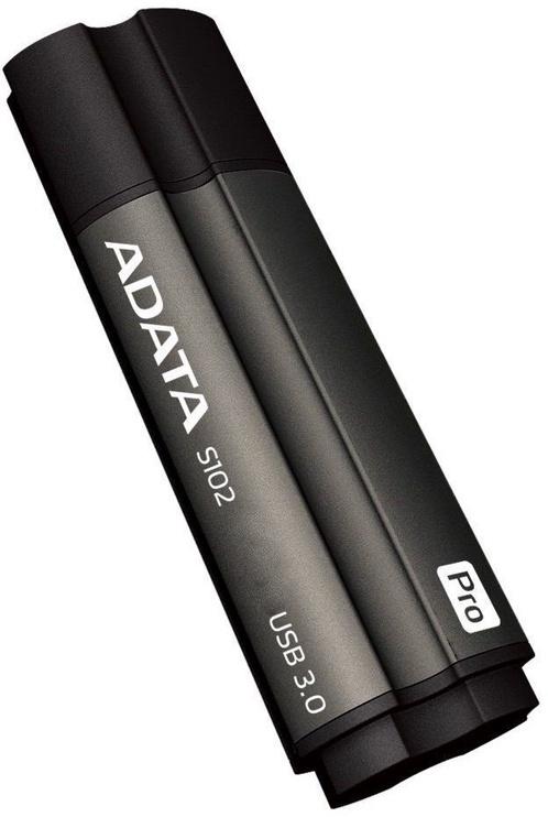 Adata 128GB S102 Pro USB 3.0 Titanium Grey