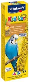 Vitakraft Kracker Egg & Seeds For Parakeets 2pcs