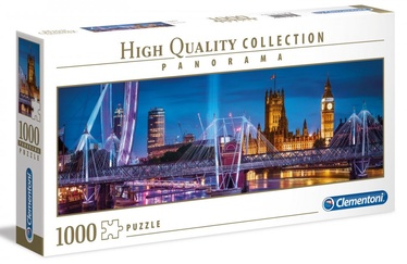 Clementoni Puzzle High Quality Collection Panorama London 1000pcs 684339
