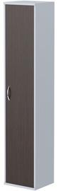Skyland Imago Office Cabinet SU-1.9 Right Wenge Magic/Metallic