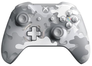 Игровой контроллер Microsoft Wireless Controller Arctic Camo Special Edition