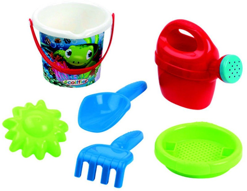 Ecoiffier Beach Turtle With Accessories 8/501S