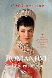 Knyga Romanovų imperatorienė