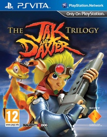 Jak And Daxter Trilogy Russian Version PSV