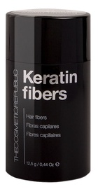 The Cosmetic Republic Keratin Hair Fibers 12.5g Dark Brown