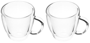 Maku Double-Walled Glasses 2x250ml