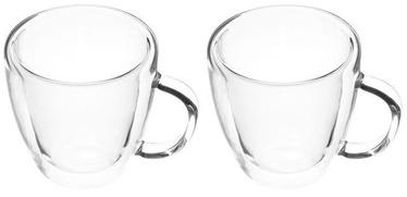 Maku Double-Walled Glasses 2x250ml