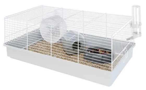 Ferplast Criceti 11 Hamster Cage White
