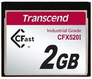 Transcend CFX520I CFast 1.1 SATA2 2GB