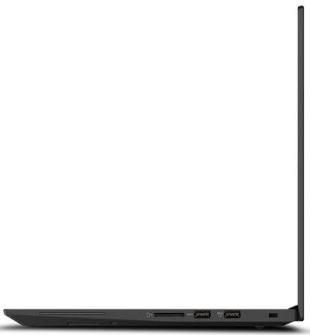 Nešiojamas kompiuteris Lenovo ThinkPad P1 Black 20MD0004MH