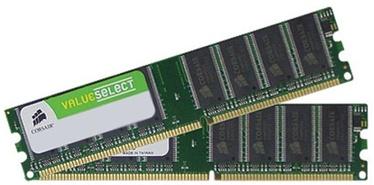 Corsair 2GB DDR CL3 KIT OF 2 VS2GBKIT400C3