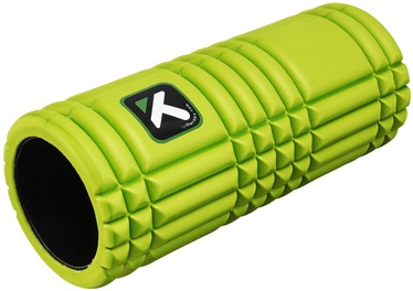 Trigger Point Grid Massage Roller Lime