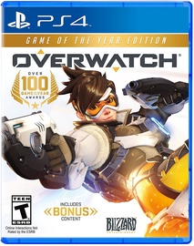 Overwatch GOTY Edition PS4