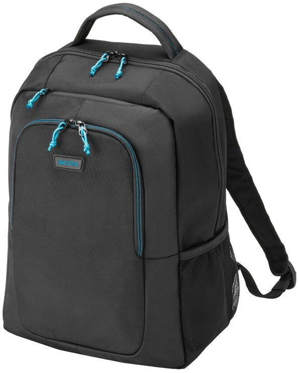 Dicota Spin Backpack 14-15.6 Black
