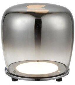 Candellux Berloz Table Lamp 6.6W 3000K Black