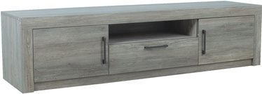 Home4you Delano TV Stand Grey Oak