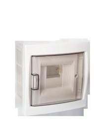 Potinkinė automatinių jungiklių dėžutė Mutlusan, 4 modulių
