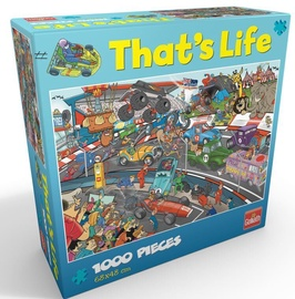 Goliath Thats Life Puzzle Car Race 1000pcs 71425.106