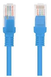 Lanberg Patch Cable UTP CAT5e 0.5m Blue
