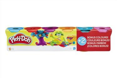 Modelinas Play-Doh, 6 spalvos, nuo 2 m.