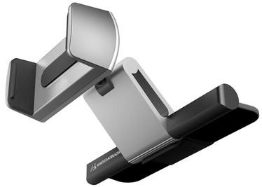 Maclean MC-782 Aluminium Phone Holder Grey
