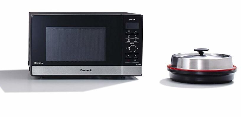 Mikrolaineahi Panasonic NN-GD38HSSUG Black