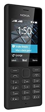Nokia 150 Black Dual ENG