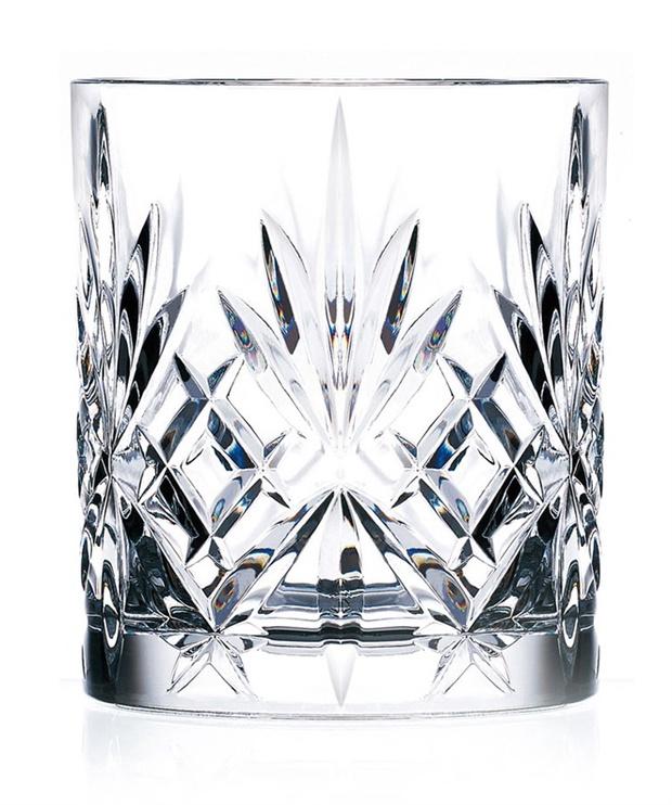 Kirštolinių stiklinių komplektas RCR Melodia, 310 ml, 6 vnt