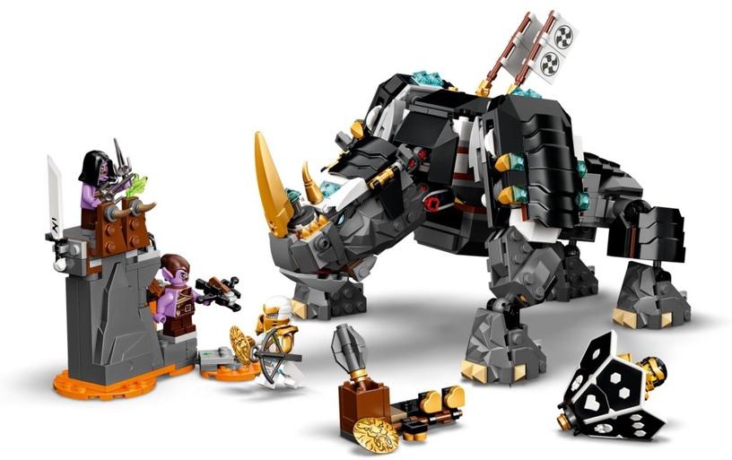 Конструктор LEGO Ninjago, 616 шт.