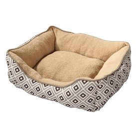 SN Cushion Grey/​​Beige Large LPT3097