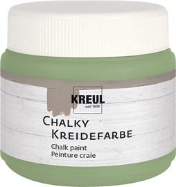 Kreidiniai dažai Kreul, 0,15 l, žali